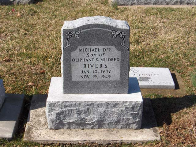 Michael Dee Rivers