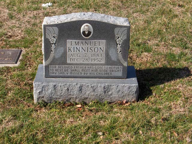 William Emanuel Kinnison