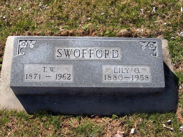 Thomas Wiley Swofford