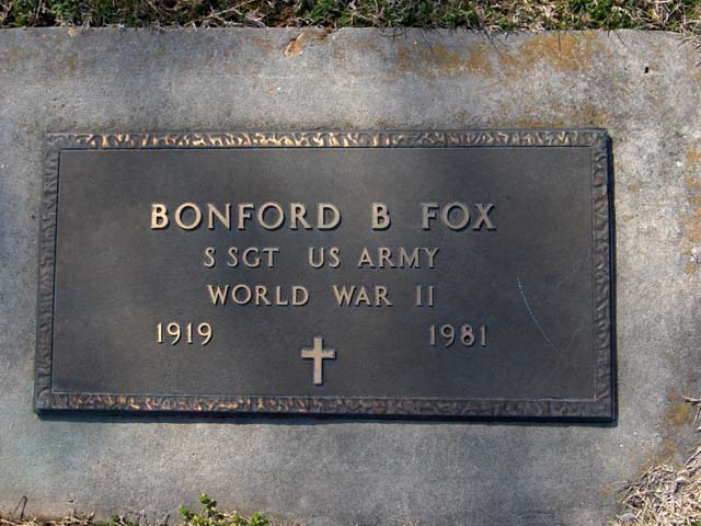 Bonford Bryan Fox
