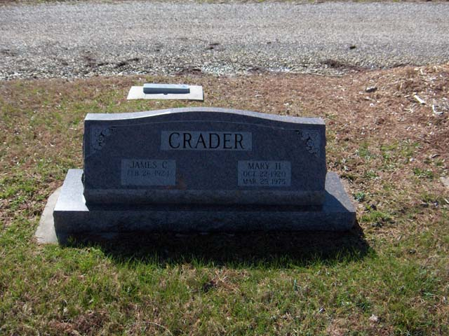 James Clyde Crader